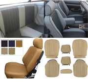Mercedes 111 1967-1968 Rear Bench Seat Upholstery Coupe
