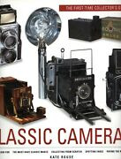 Collecting Antique Vintage Cameras - Identifying Dating / Illustrated Book