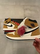 Ds Jordan Retro High - Size 12 - Og Rookie Of The Year, 100 New And Authentic