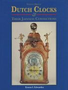 Weight-driven Dutch Clocks And Their Japanese Connections By Ernest L. Edwardes