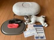 Sony Aibo Ers-1000 Robot Dog Ivory White Not Supported By The Manufacturer