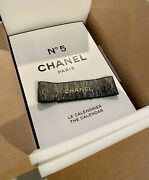 No 5 Limited Edition The Calendar Brand New In Box Advent Sold Out
