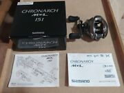 Shimano Chronarch Mgl 151 Casting Reel Left Hand From Usa