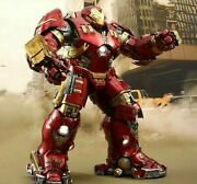 Hot Toys Mms285 Hulkbuster The Avengers Age Of Ultron Marvel / 2x Sealed Mint