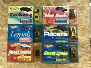 Hot Wheels Book With Wheel Car Books Set Collection Collector American America