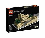 Lego Architecture Fallingwater 21005 Discontinued By Manufacturer From Japan