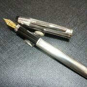 Surprised Old Cross Sterling Silver Fountain Pen