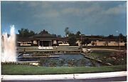 Clubhouse And Cascade Pools Rossmoor Leisure World Maryland Postcard