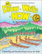 Draw Write Now Book 3 Native Americans North America By Marie Hablitzel And Kim