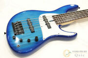 Fodera Nyc Empire 70fh 24 Used Electric Bass