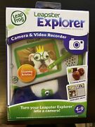 Leap Frog Leapster Explorer Camera And Video Recorder Accessory Part New, B2