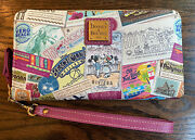 Disney Dvc Dooney And Bourke Wallet- New No Tags
