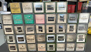 Stunning Collection 1,800 X 35mm Slides Astronomy Space Missions Nasa Tersch