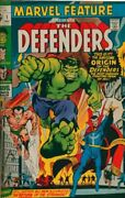 Essential Defenders, Vol. 1 Marvel Essentials By Stan Lee And Roy Thomas Mint