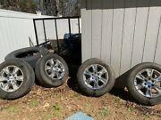 Used Ford F-150 Tires With Rims 265/60r18quantity 4