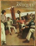The Magazine Antiques, Sept 1978, Used, Good, Samplers, Persian Rugs, Folk Paint