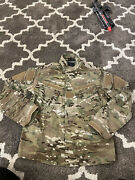 Beyond Clothing Multicam Button Down Shirt Military Blouse