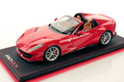 Mr-models 1/18 Ferrari 812gts World Premiere 2019 Red Limited To 99 Cars 18