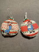 Ragedy Anne And Andy Soft Ornaments