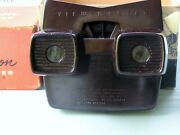 Viewmaster Viewer Model E -3d Dimension Viewer - Works Fine