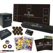Pokemon Card Game Sun And Moon Limited Collection Master Battle Set Sealed New
