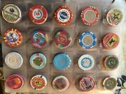 Casino Chip Collection From Las Vegas And Cruise Ships Over 160 Chips