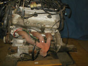 Alfa Romeo Milano Used Original 2.5 Liter V6 Motor With Attached Parts And Harness