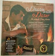Dean Martin - Dream With Dean - 2lp - 200g - Limited - New Sealed 100 Analog