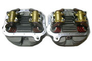 Panhead Cylinder Heads Full Assembly Fits Harley-davidson