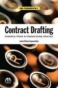Contract Drafting Powerful Prose In Transactional By Lenne Eidson Espenschied