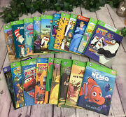 Leap Frog Lot Of 29 Booksfree Shipping B-14 123