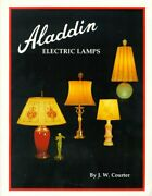 Aladdin Electric Lamps By J. W. Courter Excellent Condition