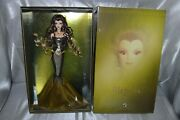 Barbie Doll As Medusa Rare New In Box M9961 2008 Gold Label Limited Number