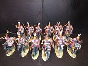 Victrix 28mm Imperial Roman Pratorian Guard Cavalry.painted And Based.