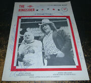 The Ringsider 1980 Nwa Championship Wrestling Dusty Rhodes, Andre The Giant