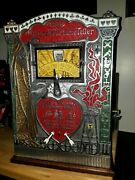 Collectable Wizard Fortune Teller Machine Manufactured From 1917-1927 Mint Cond.
