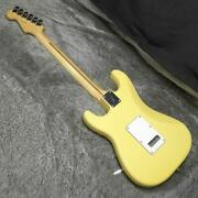 Fender Player Stratocaster Mn Buttercream With Soft Case Ships Safely From Japan
