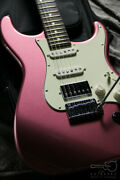 Momose Mc1-mv 20sp/nj Bgm Electric Guitar With Soft Case Ships Safely From Japan