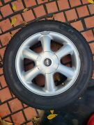 Mini Cooper Wheels With Brand New Tires 15 Inch Oem Full Set Of 4