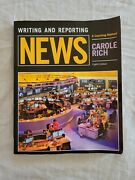 Writing And Reporting News A Coaching Method By Rich
