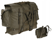 M90 Swiss Army Mountain Rucksack Bag Military Surplus Backpack Olive Green Pack