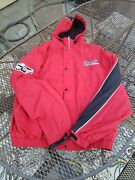 Ranger Cup Ranger Boats Jacket 40th Anniversary 1968-2008 Fishing Red And Black