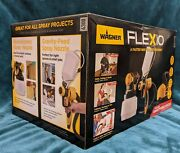 Flexio 4300 Gravity Feed Stationary Paint Sprayer For Diyers 2410019 - New