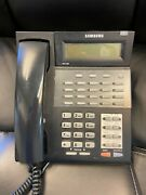 Samsung Idcs 28d Falcon 28 Button Charcoal Telephone Office Lot Of 24