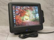 Ncr Radiant Systems P1560 Touchscreen Pos Terminal W/ Card Reader 7756