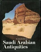 An Introduction To Saudi Arabian Antiquities By Roger Wood - Hardcover Brand New