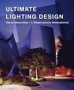 Ultimate Lighting Design Ultimate Books By Teneues - Hardcover Mint Condition