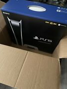 Sony Playstation 5 Ps5 Digital Edition Console New In Hand 100 Positive Seller