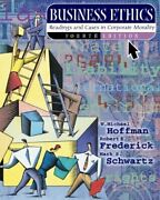 Business Ethics Readings And Cases In Corporate Morality, By W. Michael Hoffman