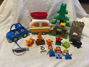 Lego Duplo 10583 Town Forest-fishing Trip Read Details
